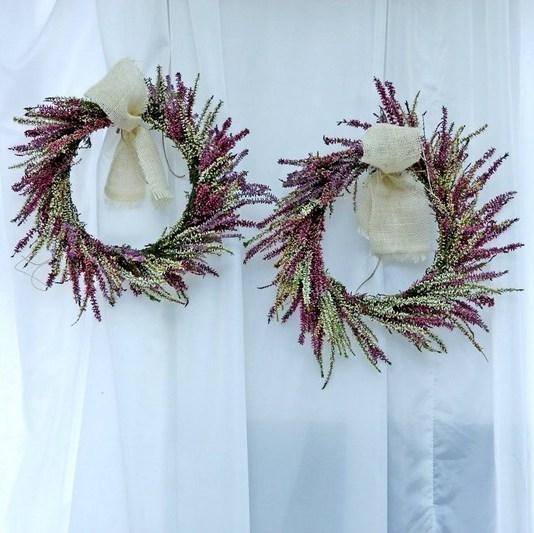 Dwie przyjaciółki i dwie różne wizje dekoracji weselnych