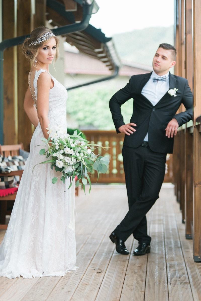 Pomysł na ślub i wesele nad Popradem – Willa Poprad