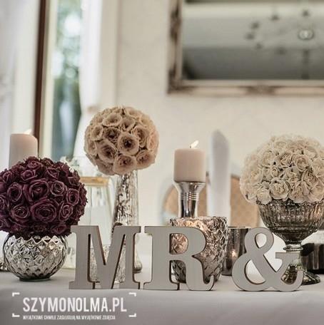 Ślub i wesele w stylu glamour