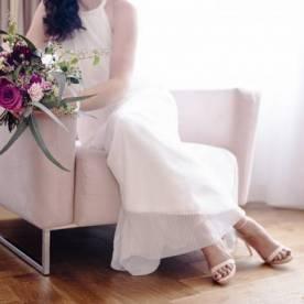Kameralny ślub w oryginalnym anturażu