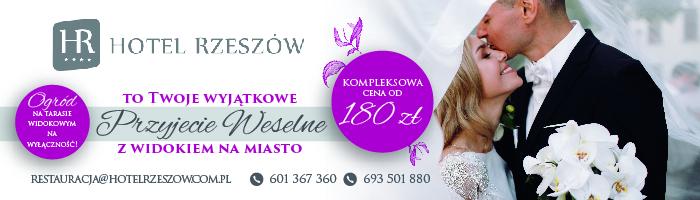 Miejsce na Wesele - Hotel Rzeszów