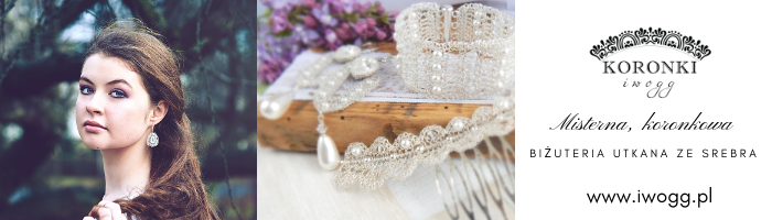 Biżuteria Ślubna Koronki Iwogg