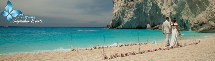 destination weddings Turquoise Inspiration Events