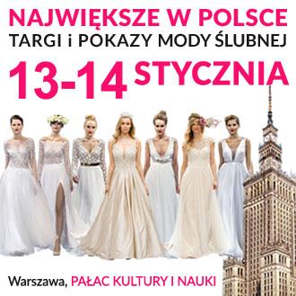 Polska Gala Ślubna Styczeń 2018