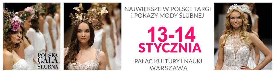 Polska Gala Ślubna 2018