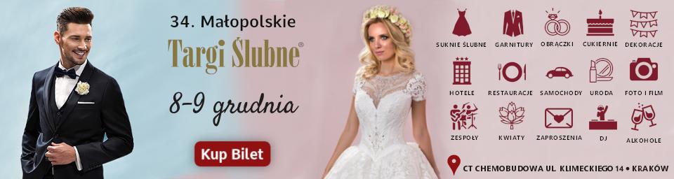 Małopolskie Targi Ślubne 2018
