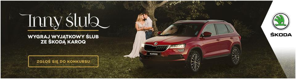 Skoda Inny Ślub - wygraj ślub ze skodą