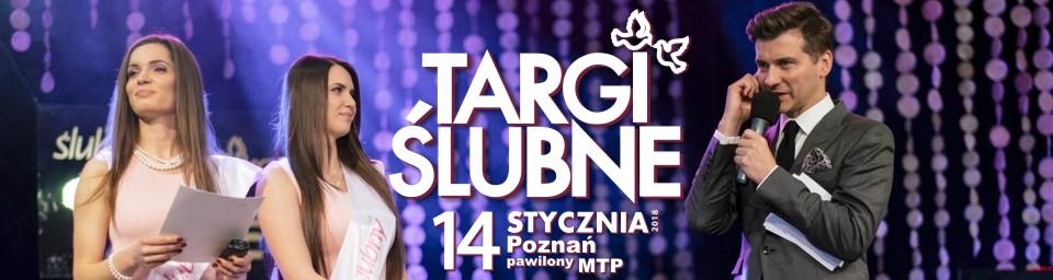 Targi ślubne Poznań 14 Stycznia 2018