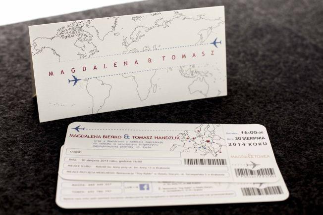Jakie Zaproszenia Najczęściej Wybierały Pary W Roku 2015 Oraz Trendy