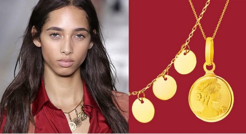 Biżuteria na sezon 2019 - wiosenne trendy od Apart - abcslubu pl