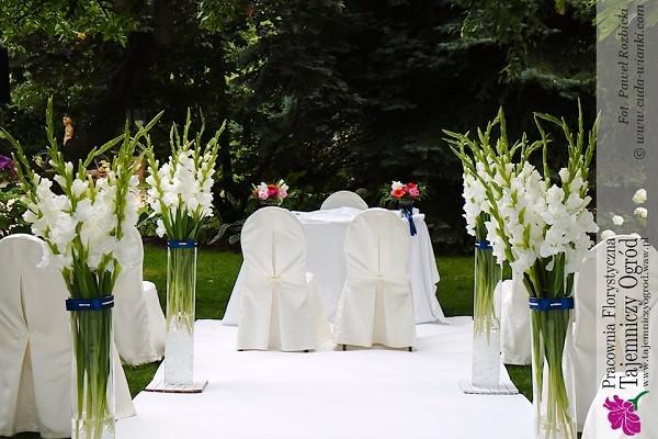 ślub W Plenerze A Dekoracje Weselne Abcslubupl