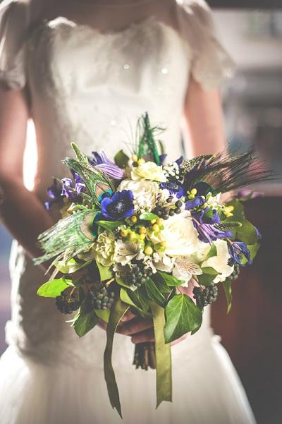 Trendy ślubne 2015 W Bukietach ślubnych Sprawdźcie 21 Propozycji