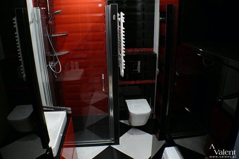 Funkcjonalna łazienka Dla Dwojga Dla Własnej Wygody Nie