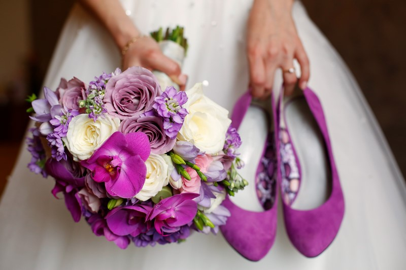 d130f9c81bc43 Kolorowe buty na ślub, czyli stylowy krok na nowej drodze życia ...
