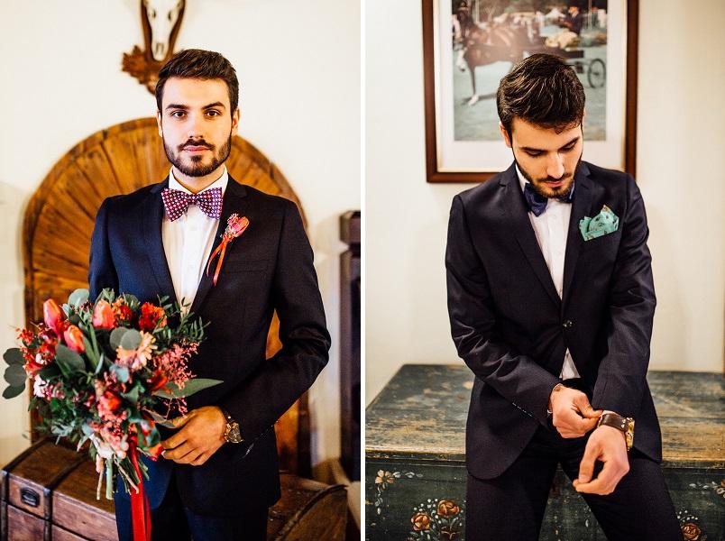 Idealna Męska Stylizacja ślubna Abcslubupl