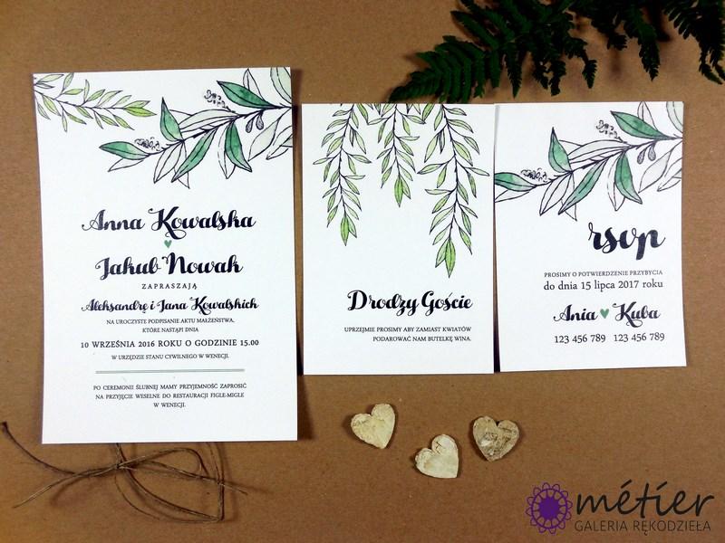 Jak Przygotować Się Do Zamówienia Zaproszeń ślubnych Abcslubupl