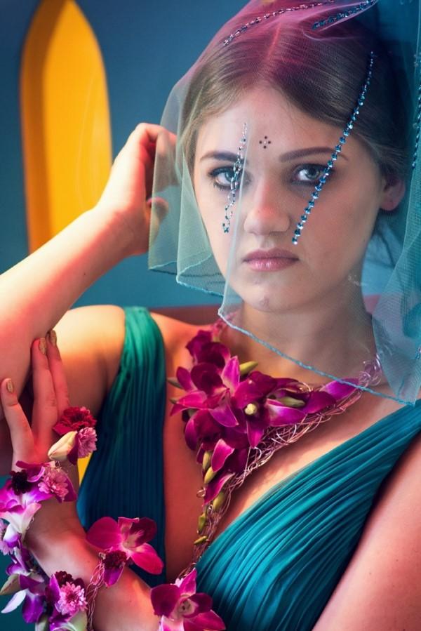 ślub I Inspiracje ślubne W Stylu Bollywood Sesja Zdjęciowa
