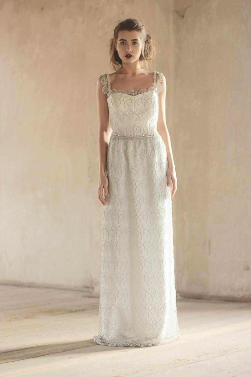 f7900d4530 suknie ślubne 2017 trendy ślubne 2017 suknia na ślub wesele ślubne  inpspiracje joanna niemiec atelier azrah