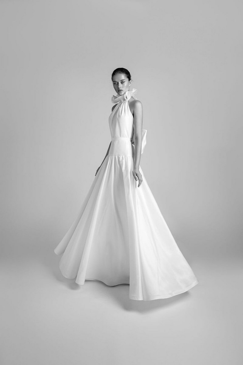 f25f316a3f ślub wesele suknia ślubna suknie ślubne trendy w sukniach ślubnych trendy  ślubne 2019 inspiracje ślubne trendy