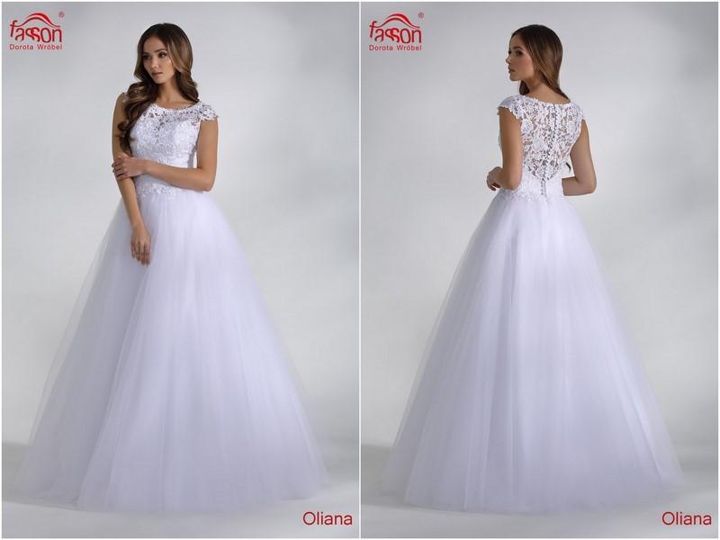 Suknie ślubne 2019 Fasson Dorota Wróbel Kolekcja ślubna