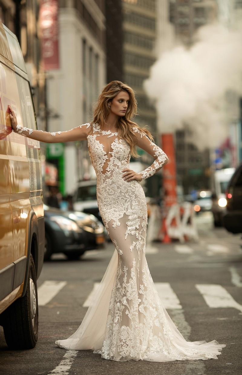 961245de9f berta bridal 2017 jesien2017 suknie ślubne jesienne trendy ślubne suknia na  ślub suknia na wesele panna