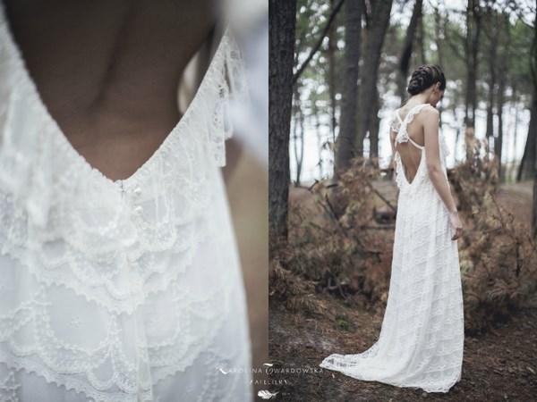 Suknie ślubne 2016 Karolina Twardowska Atelier Kolekcja W Stylu