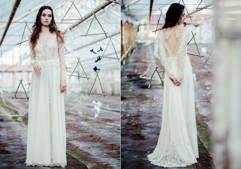 b532ed562f Suknie ślubne inne niż wszystkie – Joanna Niemiec Atelier - abcslubu.pl