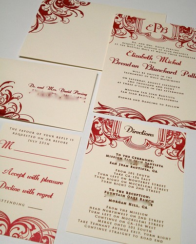 Zaproszenia ślubne W Sześciu Krokach Abcslubupl