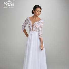 3132eea8b4 Suknie ślubne 2018 - Fasson Dorota Wróbel kolekcja Amore