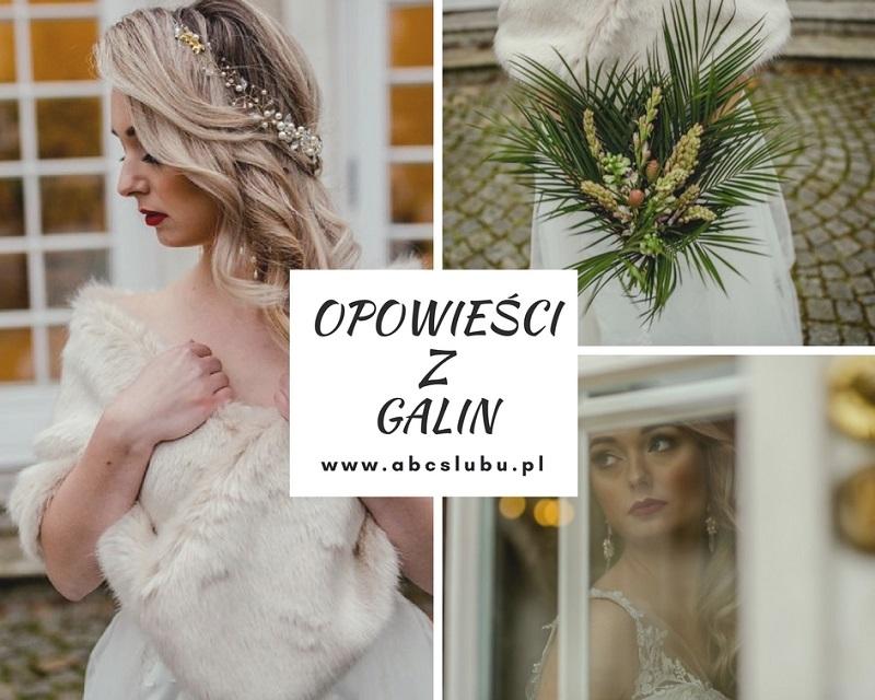 Opowieści z Galin - klimatyczna sesja ślubna z Warmii i Mazur