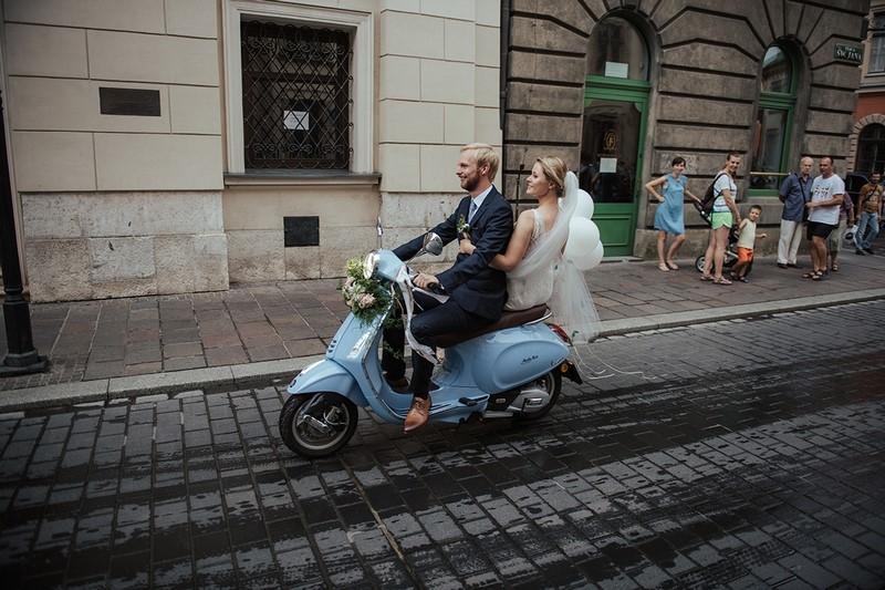 Polsko - Holenderski ślub Karoliny i Anjo - reportaż ślubny