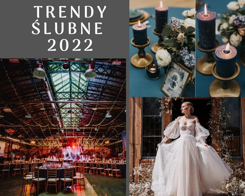 Trendy ślubne 2022 - to będzie modne w nadchodzącym sezonie!