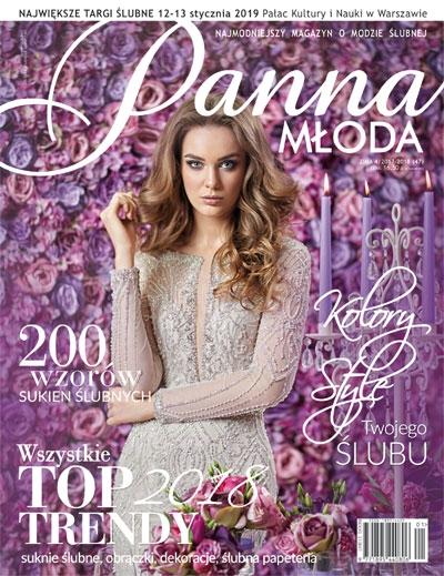 abcslubu.pl i partnerzy w najnowszym wydaniu magazynu PANNA MŁODA.