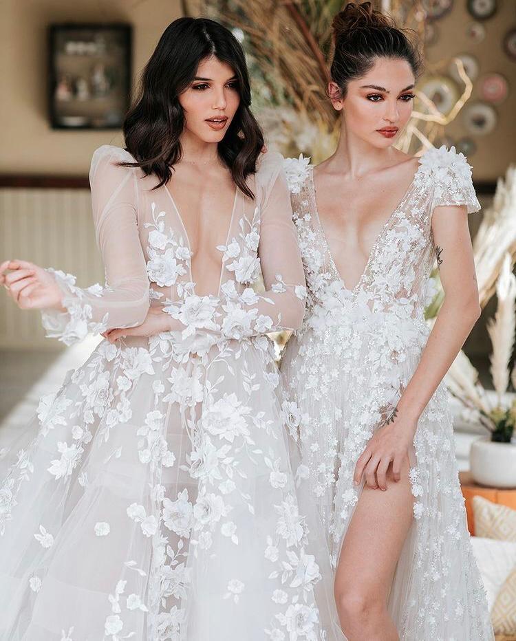 Suknie ślubne 2022 -kolekcja BERTA S/S 2022