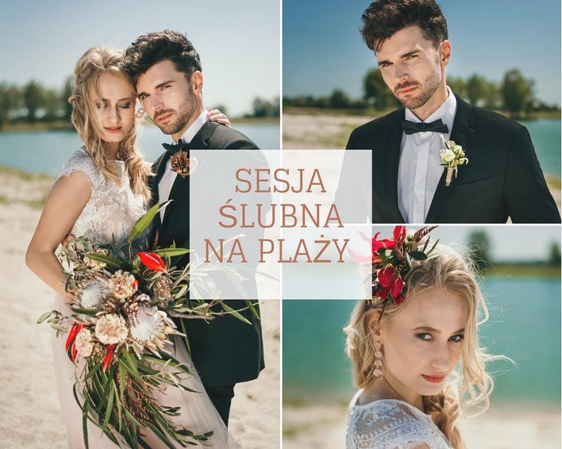 Sesja ślubna w klimacie południowej Hiszpanii z nutą egzotyki