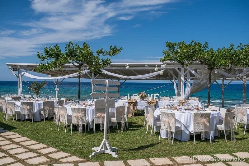 Pomysł na greckie wesele