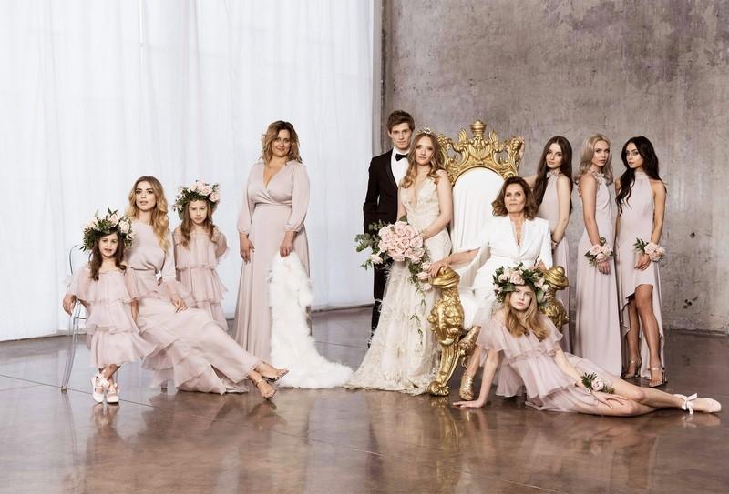 Suknie ślubne 2019 - Dorota Goldpoint, kolekcja Wedding 2019